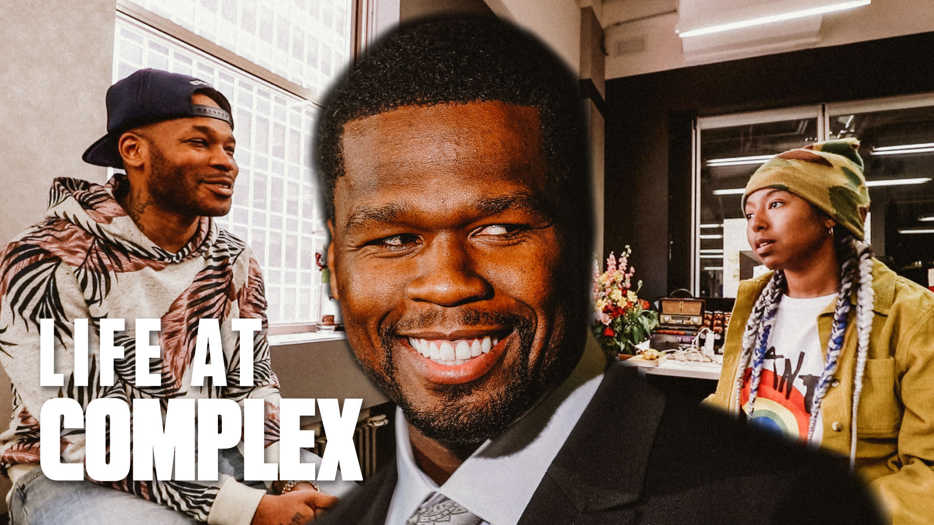 50 Cent Is Trolling Young Buck Again! | Life At Complex