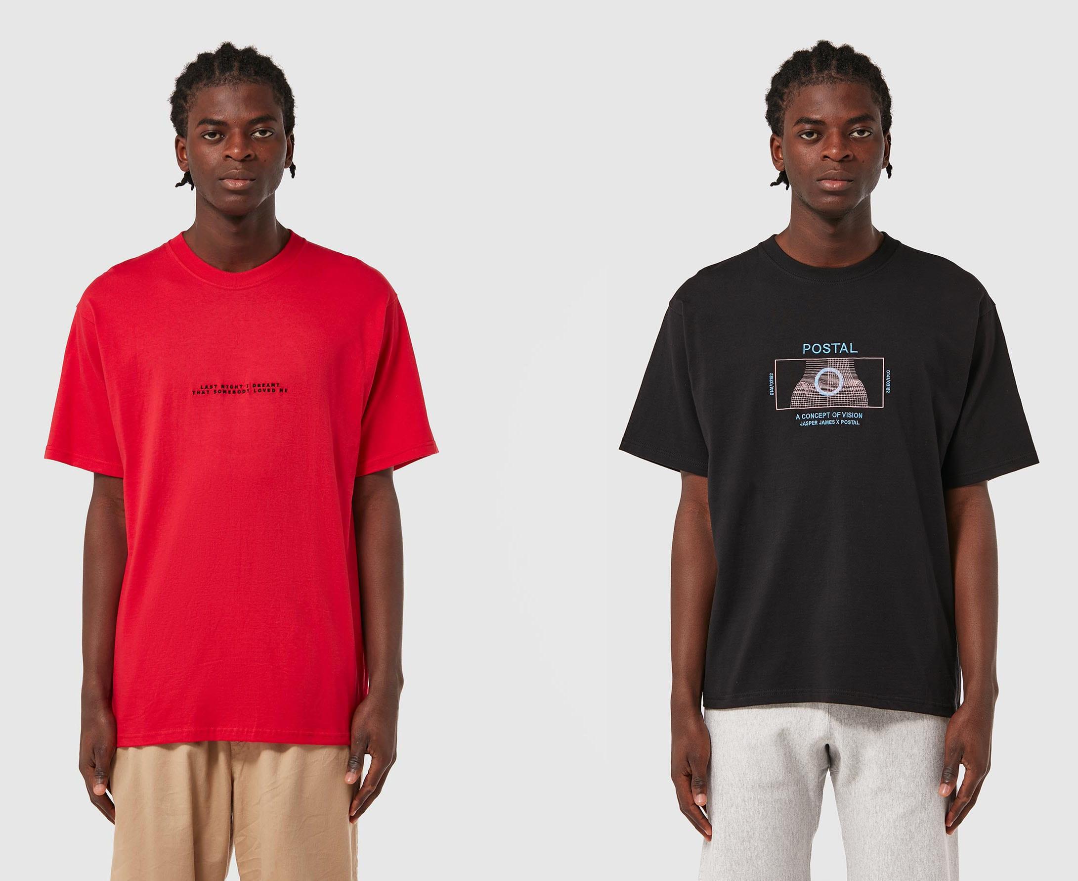Postal Delivers an Exclusive T-Shirt Capsule via SEVENSTORE