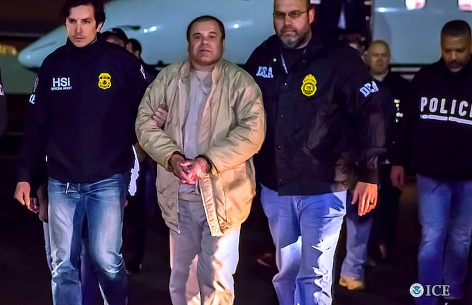 Prosecutors Say El Chapo Is Lying About 'Cruel' Prison Conditions in Attempt to Escape
