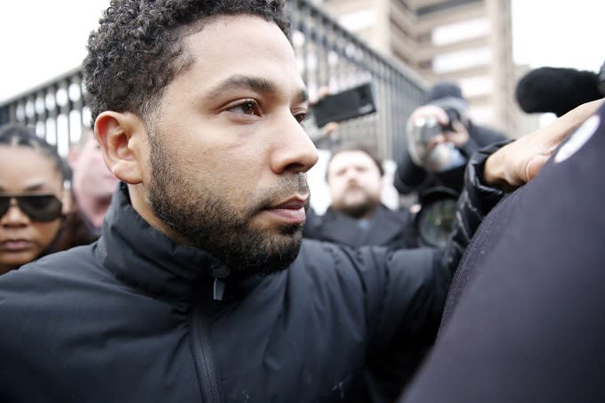 FBI Says Jussie Smollett May Not Have Sent Hateful Letter