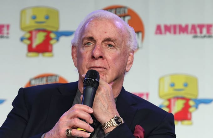 Ric Flair Has Surgery Postponed Due to 'Medical Complications'