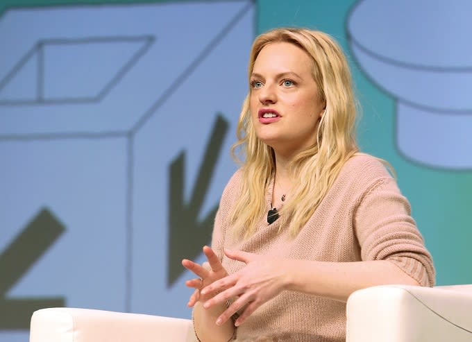 Elisabeth Moss Calls Her Relationship With Scientology 'a Complicated Thing'