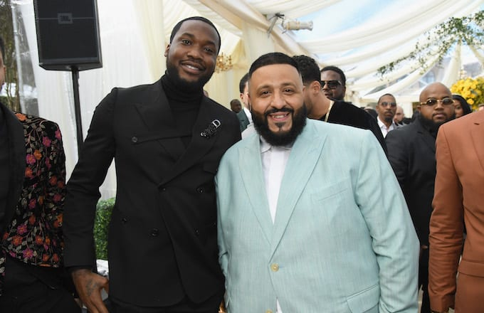 "DJ Khaled Shares Video for ""Weather the Storm"" f/ Meek Mill and Lil Baby"
