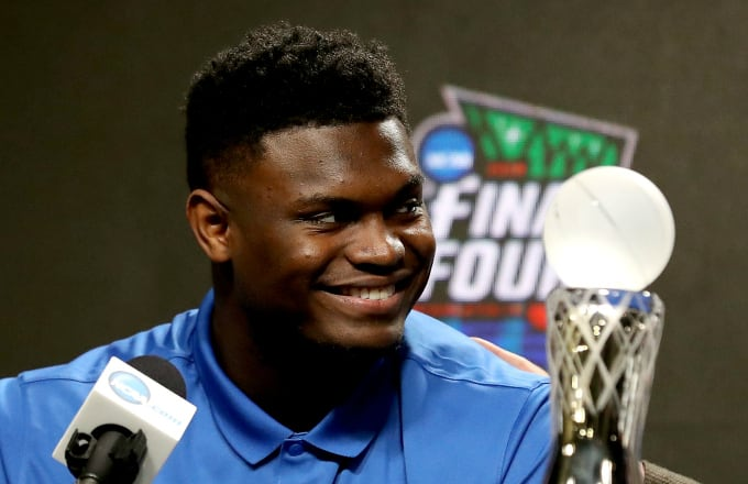 Master P Thinks Zion Williamson Will Be 'Bigger Than Michael Jordan' in New Orleans