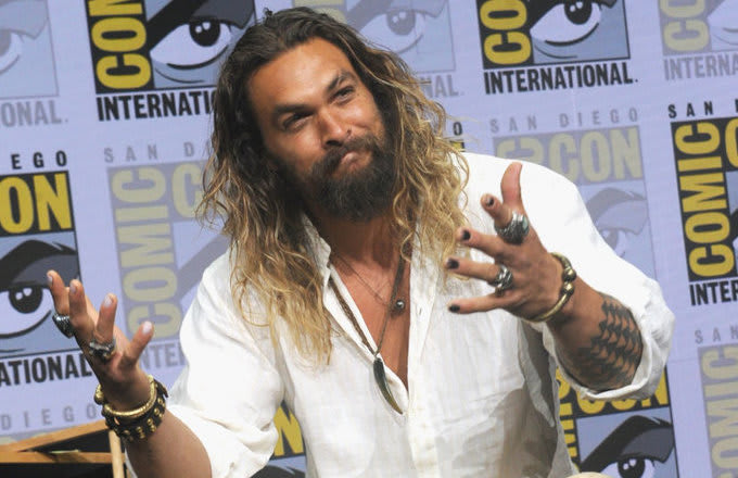 'Game of Thrones' Showrunner Went to the Hospital After Playing 'Slap Game' With Jason Momoa