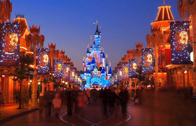 Malfunctioning Escalator Mistaken for Gunfire Causes Panic at Disneyland Paris
