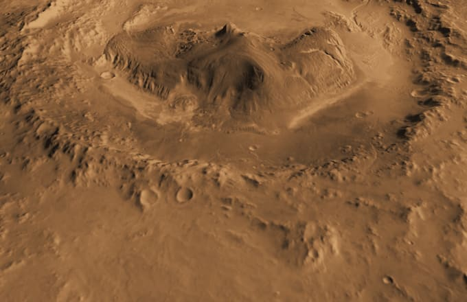 Scientists Confirm Presence of Gas Produced by Lifeforms on Earth Detected on Mars