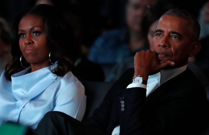 Barack Obama's Birthday Surprise for Michelle Reminds Us Why They Will Always Be Relationship Goals