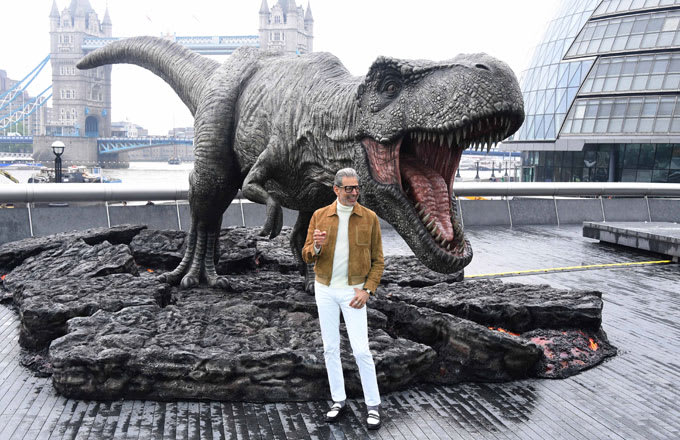 Jeff Goldblum Appears to Be Against Bringing Back Dinosaurs