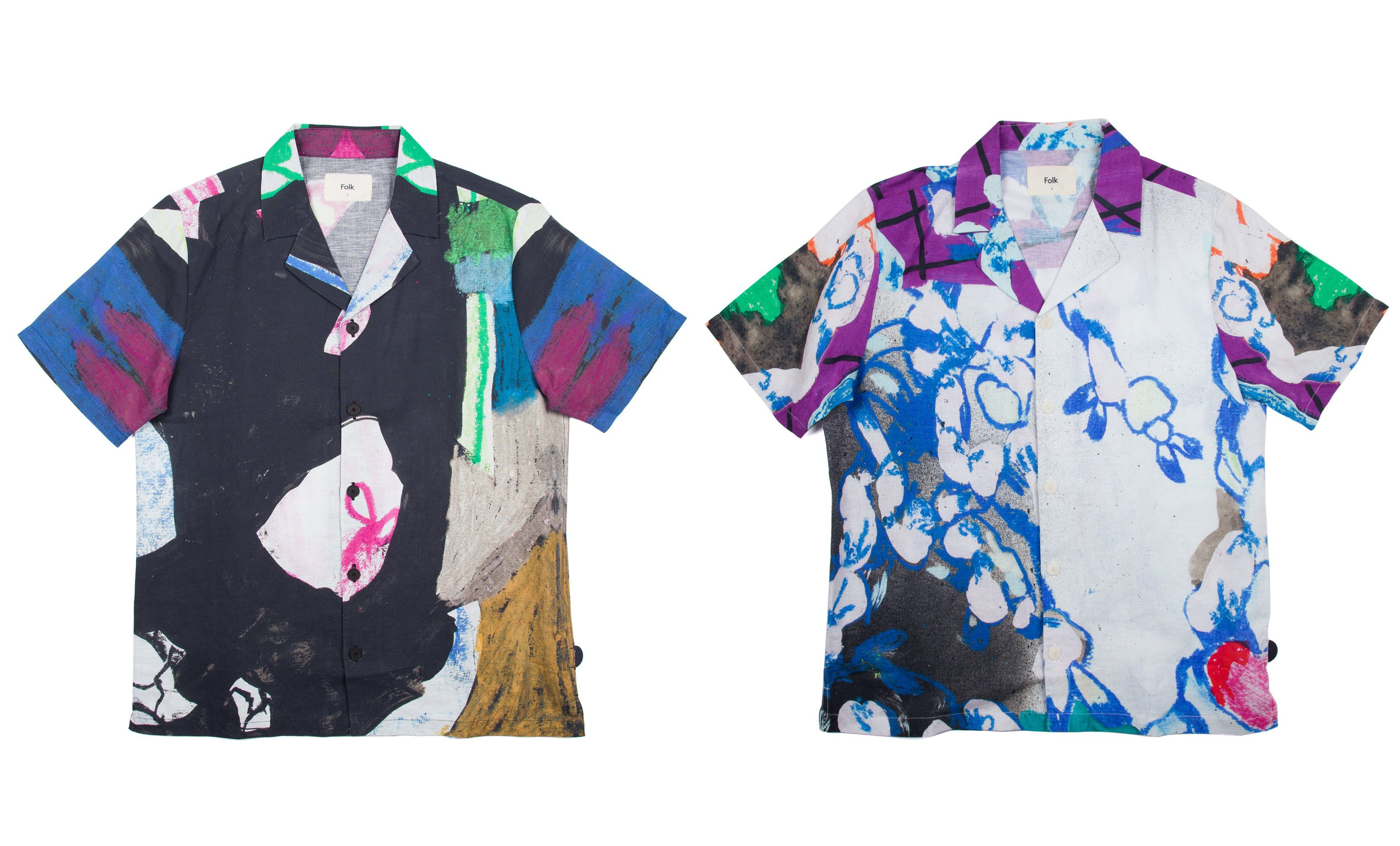 Express Your Love for Colour with the New Folk X Alfie Kungu Collaboration