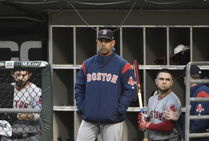 Red Sox Manager Alex Cora Will Skip White House Visit With Trump