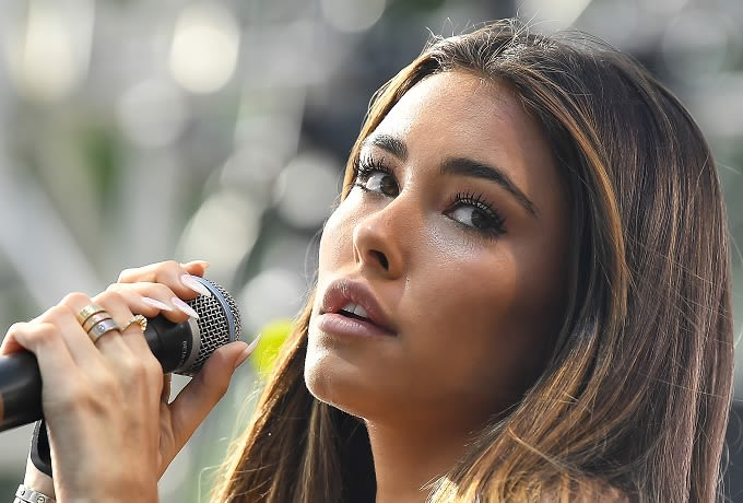 Madison Beer Concert Interrupted By Gun Scare