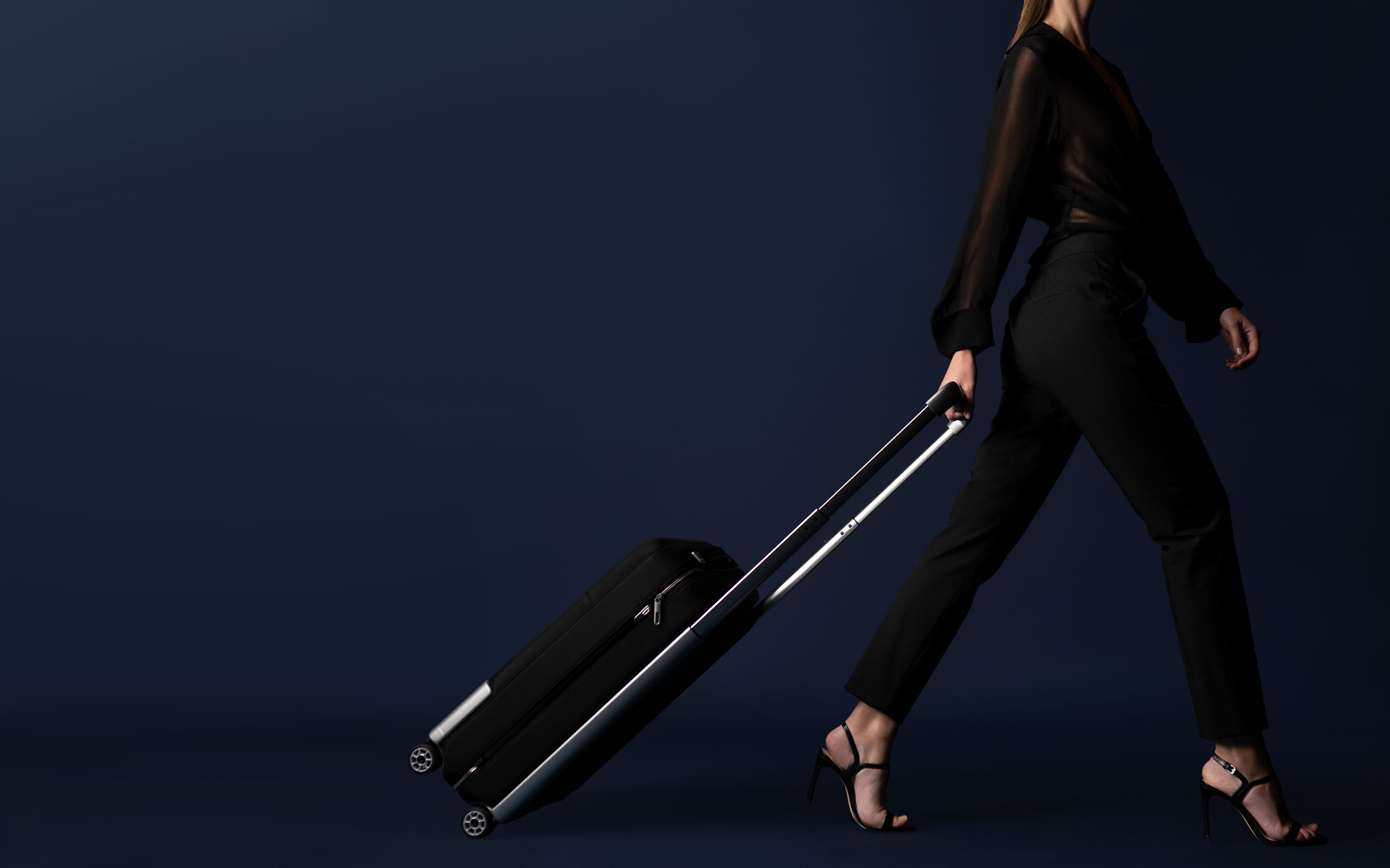Rethink the Way Your Travel with VOCIER's 'Avant' Configurable Luggage System