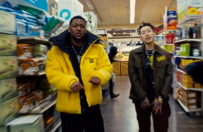 "Watch Jay Park and Hit-Boy's Official Video for ""K-Town"""