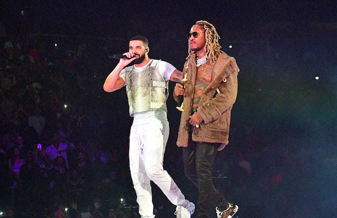 It Looks Like Drake and Future Are Teasing New Music