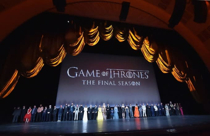 'Game of Thrones' Finale Features Surprise Water Bottle Cameo