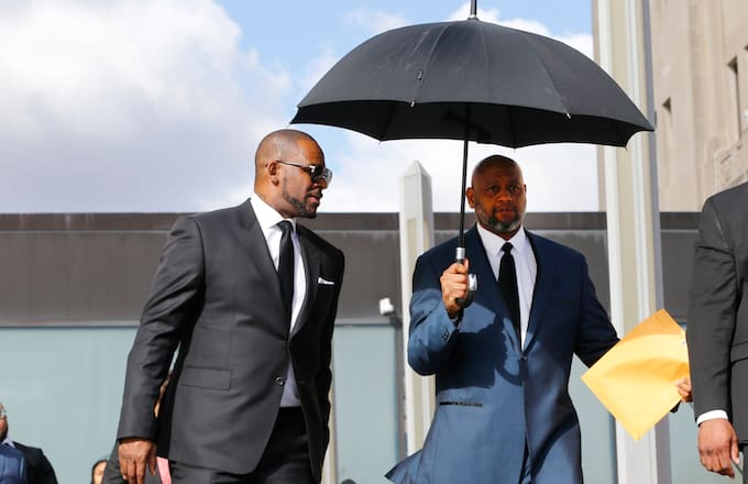 R. Kelly Sexual Assault Accuser Wins Civil Lawsuit Against the Singer