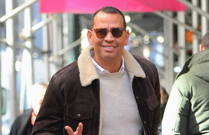 Alex Rodriguez Says Therapy Helped Him Through Doping Scandal