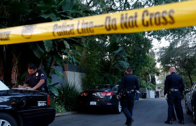 Family Says Dog Died Saving Them From Teen Gunman