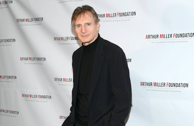 Liam Neeson Shared a New Apology for That Racist Revenge Admission