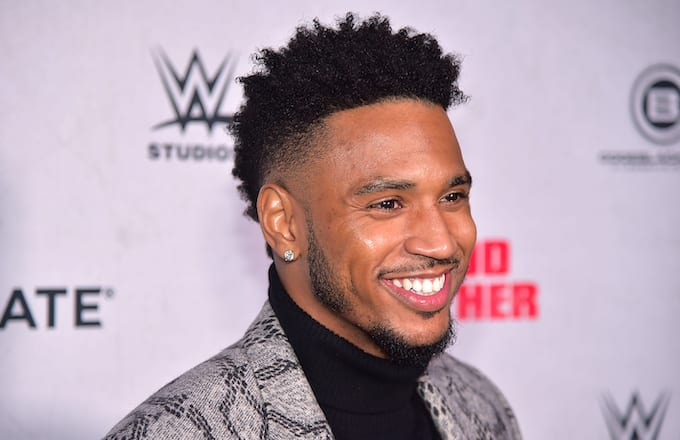 Why People Think Trey Songz Announced He's a Dad