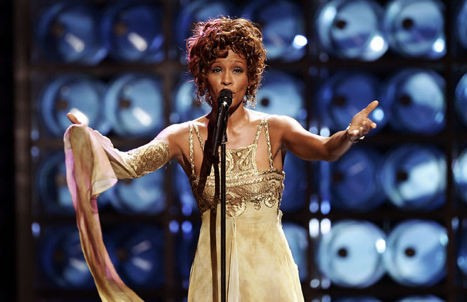 A Whitney Houston Hologram Tour Is in the Works