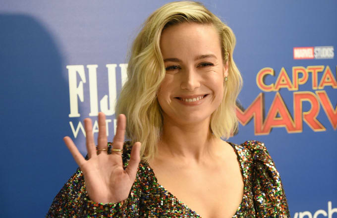 'Captain Marvel' Soars Past $900 Million Mark