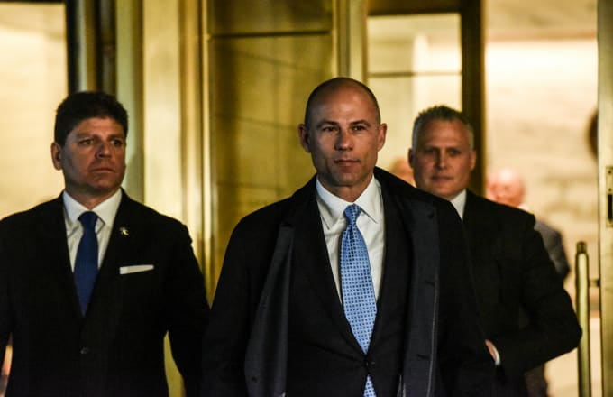 Michael Avenatti's Fraud Charges Reportedly Could Hurt Case Against R. Kelly