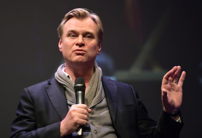 Christopher Nolan's 2020 Action Epic Gets a Title