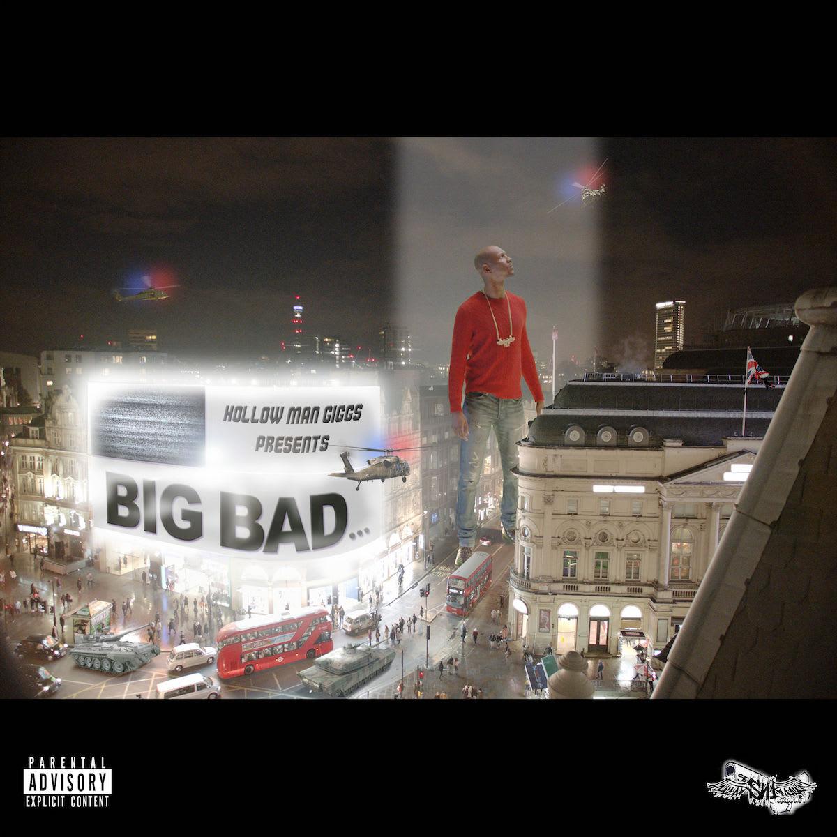 Listen To Giggs' Fifth Studio Album 'BIG BAD...'