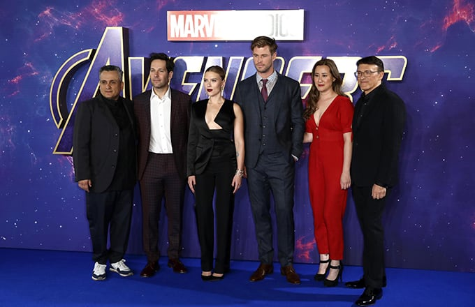 'Avengers: Endgame' Writers Say 3-Hour Film Is 'Exactly as Long as It Needs to Be'