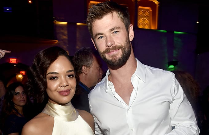 Thor and Valkyrie Almost Had an Awkward Romantic Moment in 'Avengers: Endgame'