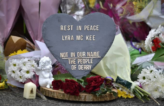 Police Arrest 2 Men in Connection With Murder of Journalist Lyra McKee