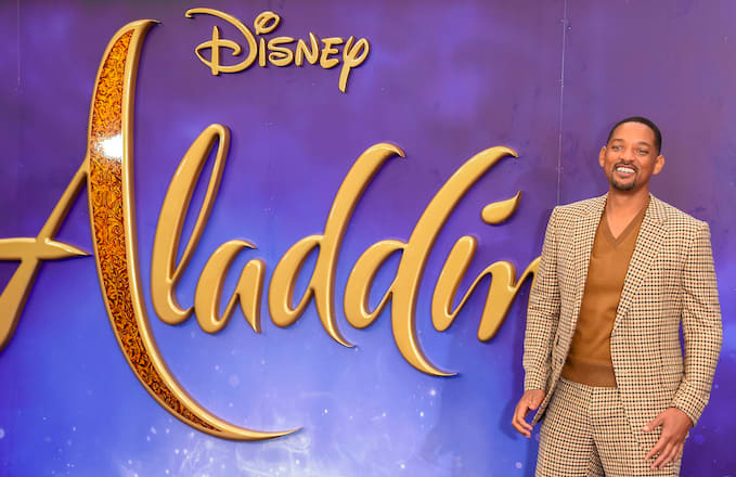 Here's What Critics Think of Will Smith as the New Genie in 'Aladdin'