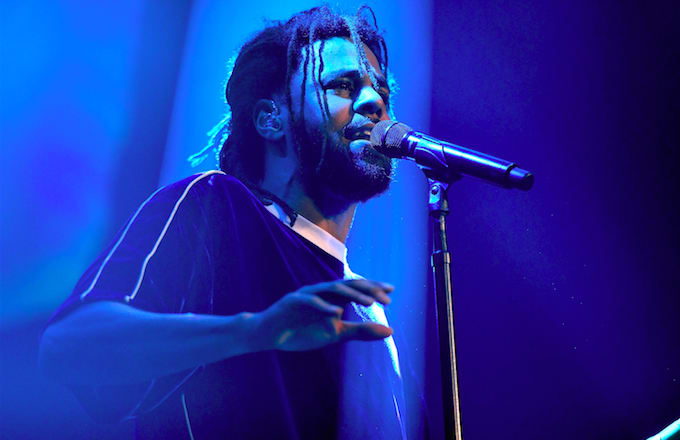 J. Cole Reflects on Dreamville's 10-Day Rap Camp: 'I've Been Training for This'