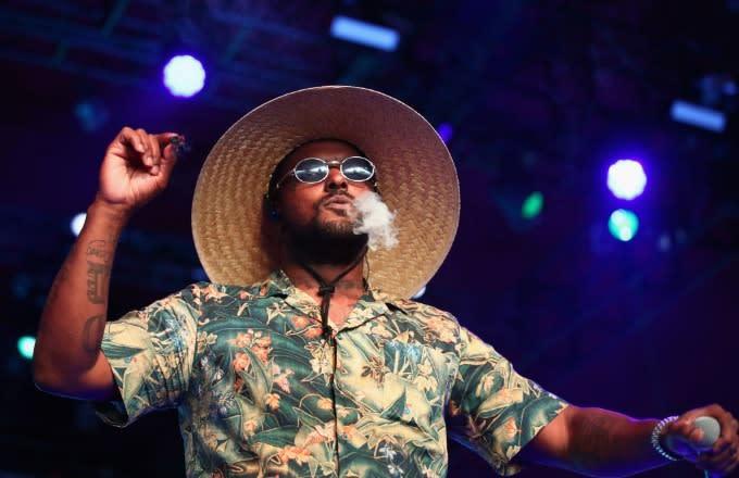Schoolboy Q Talks Nipsey Hussle, Mac Miller, and New Kid Cudi Collab in Big Boy Interview