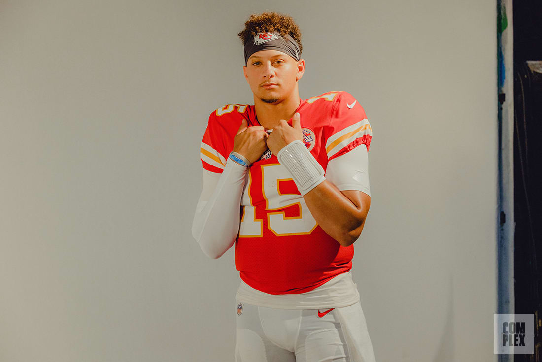 'Madden NFL 20' Cover Star Patrick Mahomes Is Officially a Very Big Deal