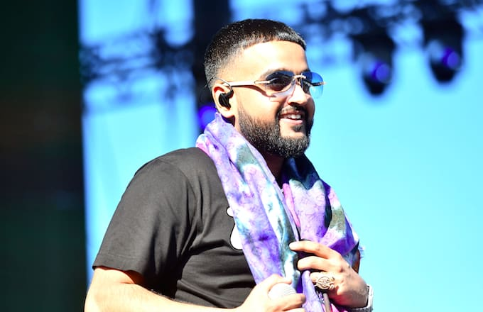 Nav Clarifies His Comments About Getting No Love From Paparazzi