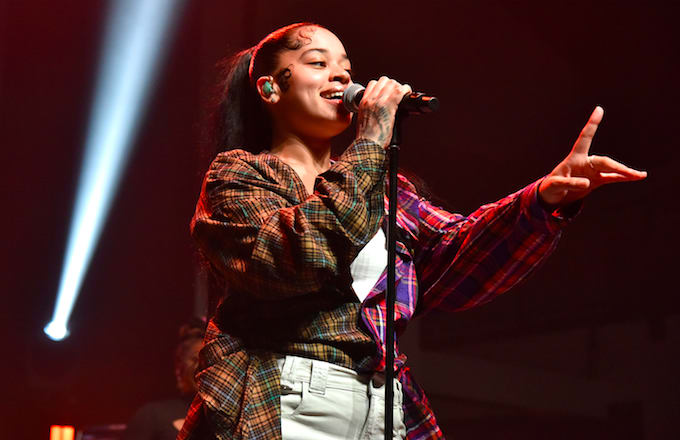 Here's Why People Think Ella Mai Is Shading Jacquees