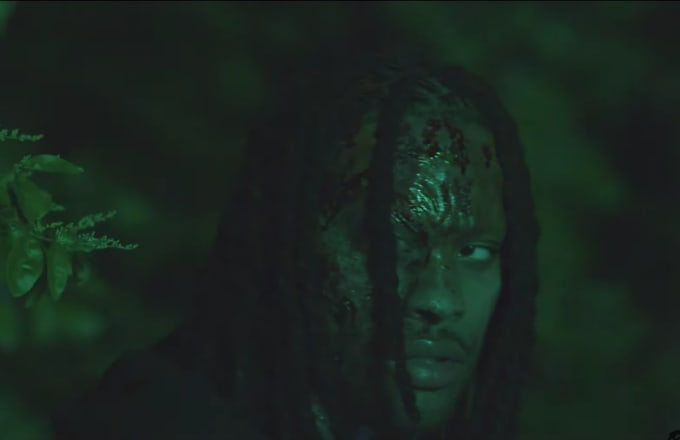 "Premiere: Waka Flocka Is Out for Flesh in ""Turn It to a Rave"" Video"