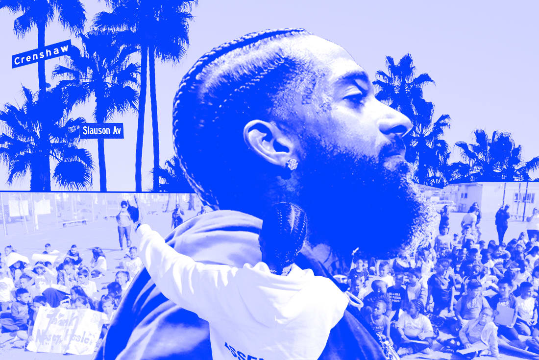 The Marathon Continues: How Nipsey Hussle's Vision for L.A. Will Live On