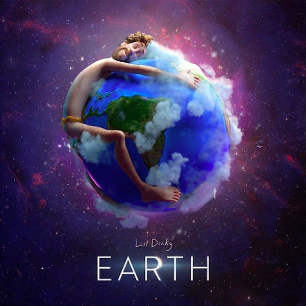 """Justin Bieber, Ariana Grande, Wiz Khalifa, and More Featured in Lil Dicky's """"Earth"""" Video"""