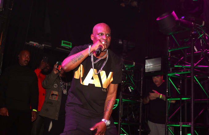 DMX Makes Surprise Appearance During Murda Beatz's Coachella Set