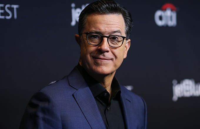 Stephen Colbert Says First Six Months on 'Late Show' Felt Terrible
