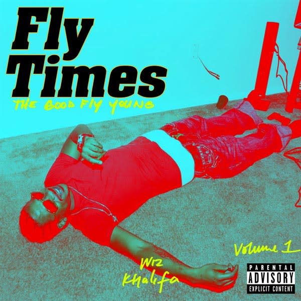 Stream Wiz Khalifa's 4/20 Project 'Fly Times Vol. 1: The Good Fly Young'