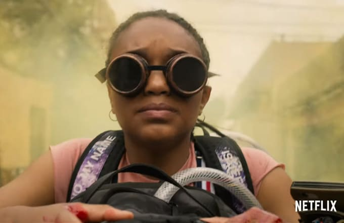 Netflix Shares Trailer for Spike Lee's Time-Travel Drama 'See You Yesterday'