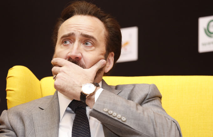 Nic Cage's Wife of 4 Days Asks for Spousal Support in Ongoing Divorce