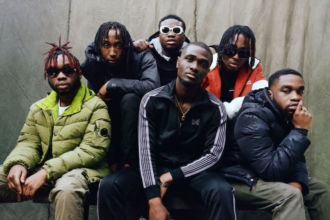 "London Vibe Creators NSG Are Back At It With ""OT Bop"""