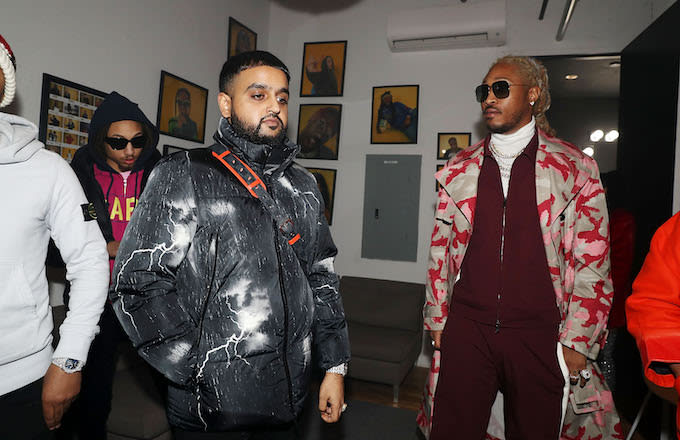 """Nav and Future Link on Tay Keith-Produced Track """"Amazing"""" on Deluxe Edition of 'Bad Habits'"""