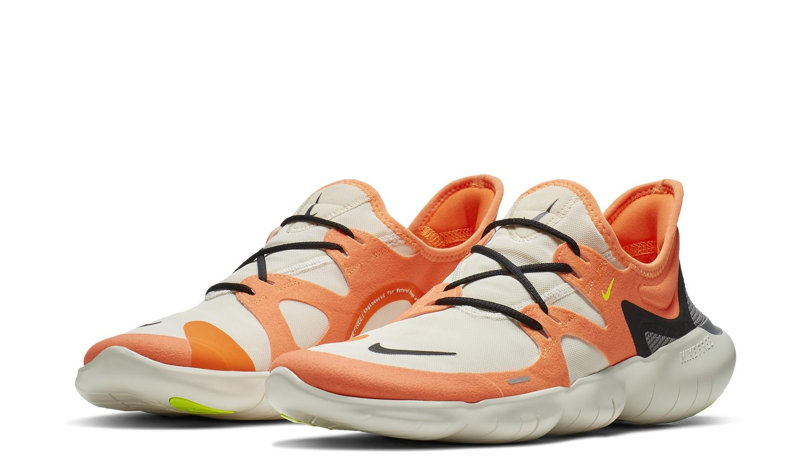 e42d7ea22abd3 Nike Launch All New Free RN 5.0   3.0 Running Shoes